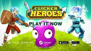 Clicker Heroes (PS4)