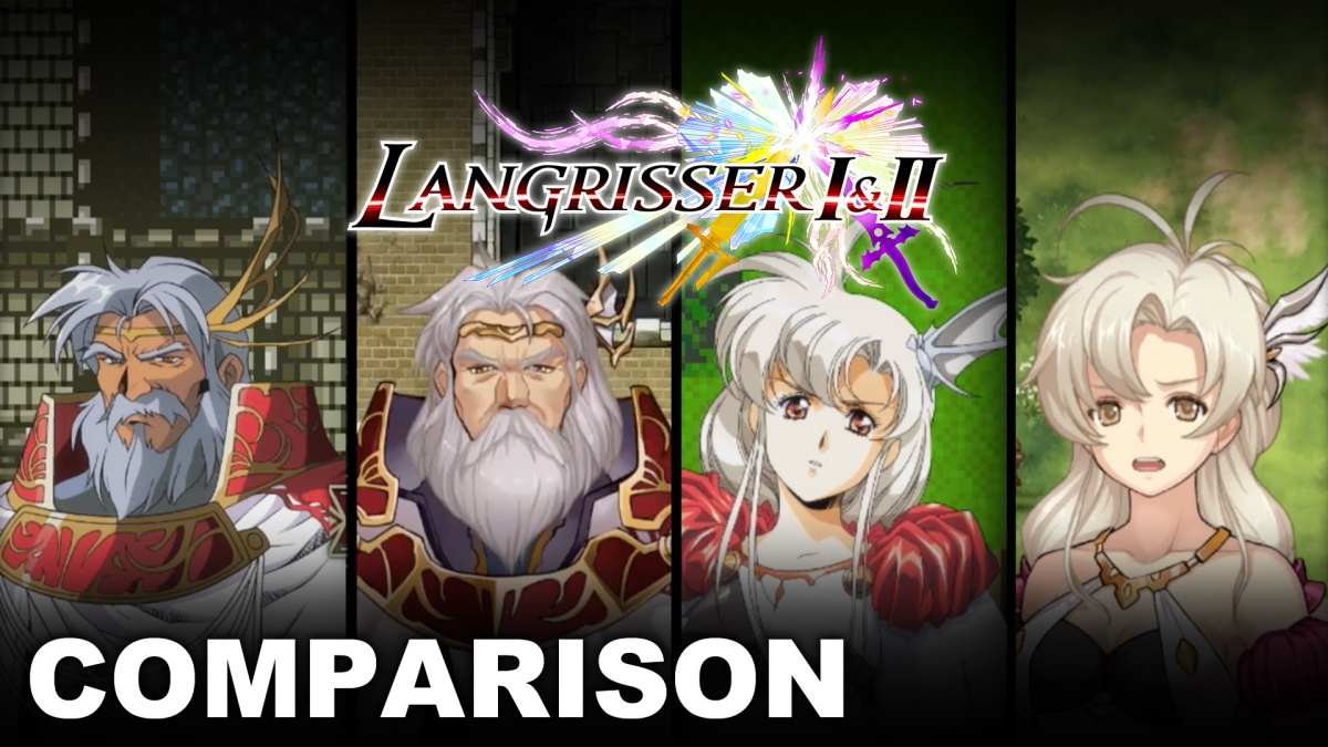 Langrisser 1&2 Release DateAnnounced