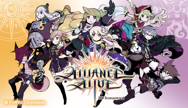 The Alliance Alive PC Version Release Date