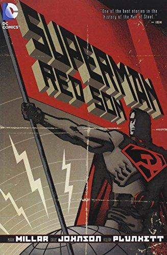 red son comic