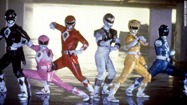 classic power rangers movie 2
