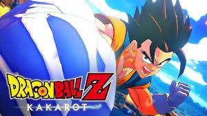 Dragon Ball Z: Kakarot Character ProgressionTrailer