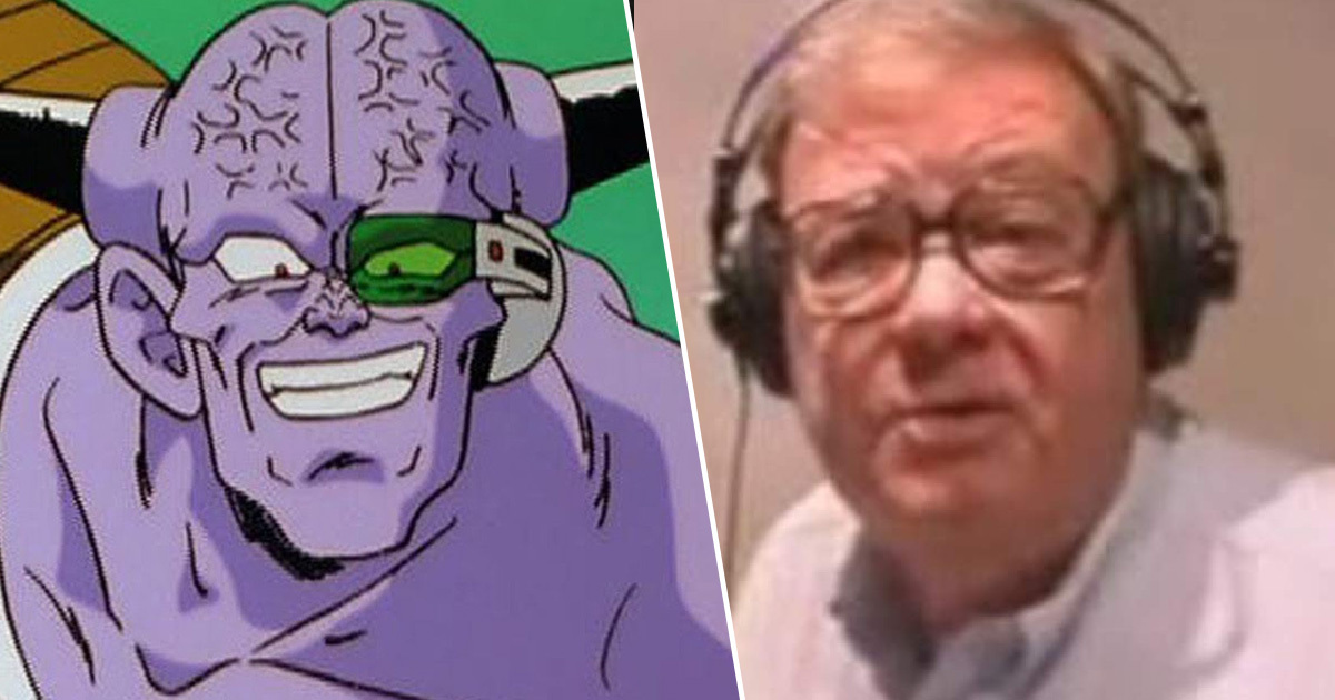 Brice Armstrong, Voice of Ginyu and DBZ Narrator passes at the age 84