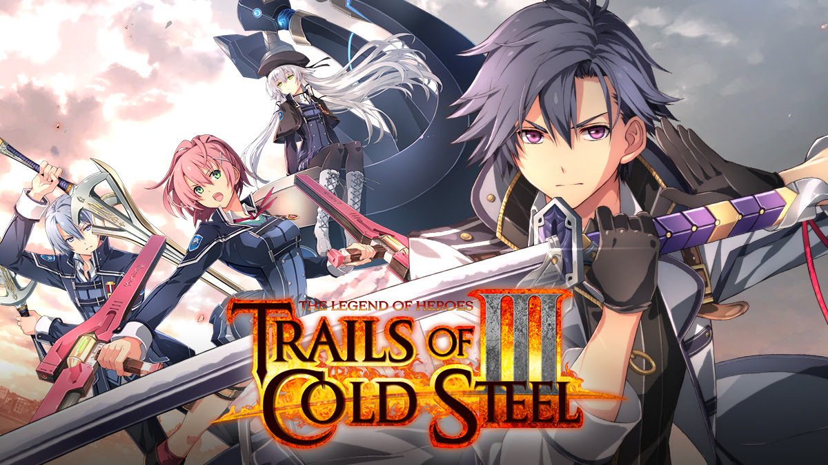 Trails of Cold Steel 3 Coming to Steam and GOG