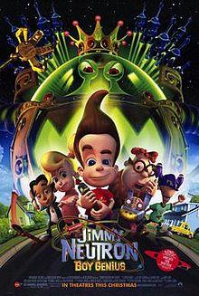 jimmy neutron movie