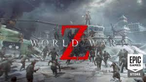 World War Z Free On EpicStore