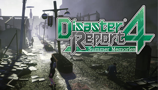 Disaster Report 4 Summer Memories (PS4)