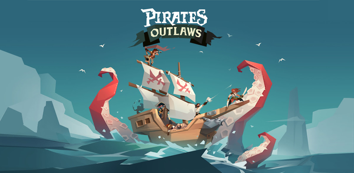 Pirates Outlaws Deck Builder April 14th Release date