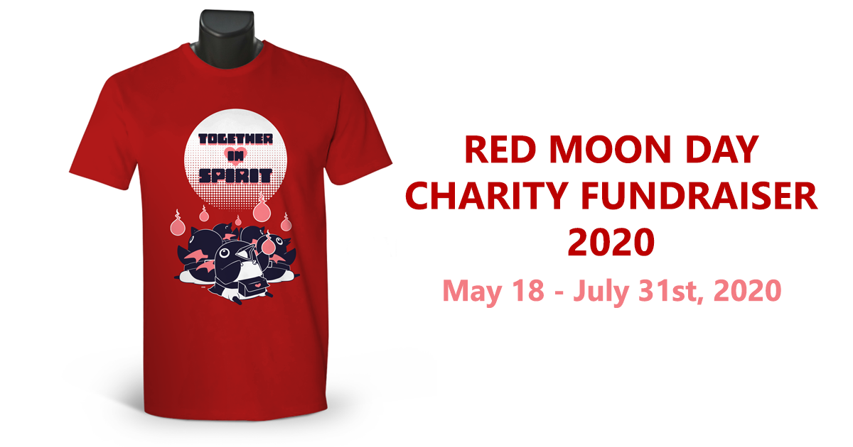 Red Moon Day Charity Fundraiser2020