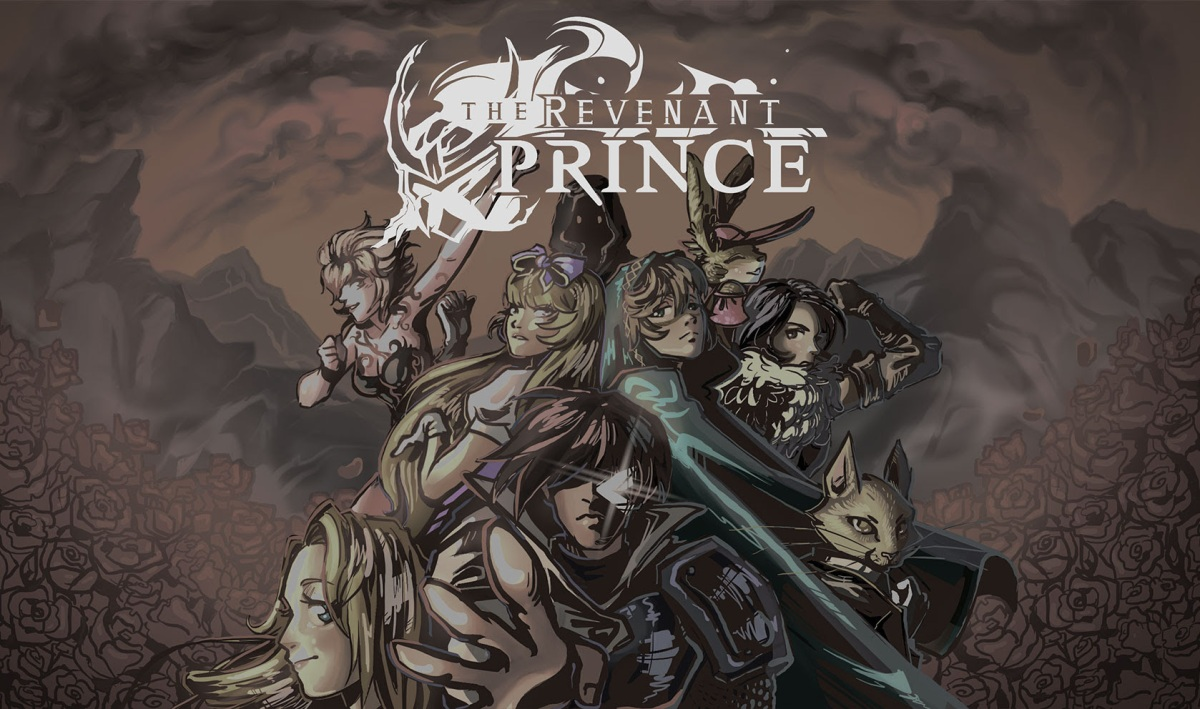 Control time in old school RPG The Revenant Prince is coming to PC this summer