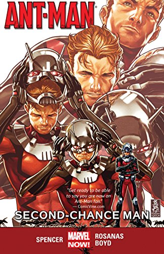 ant man comic