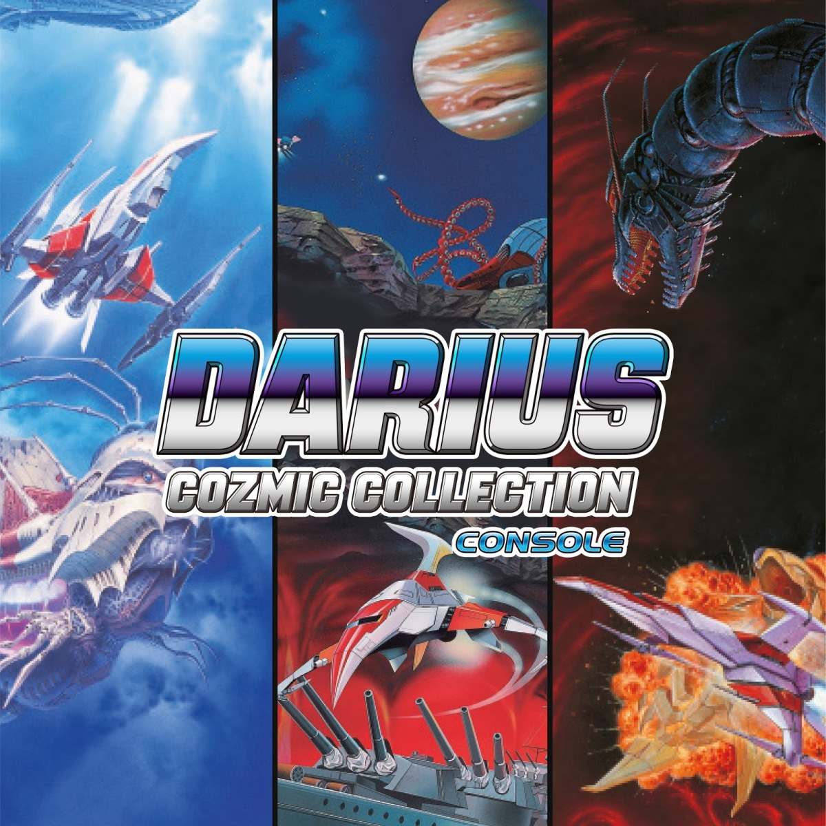 Darius Cozmic Collection Console Review(PS4)