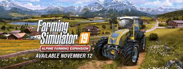 Farming Simulator 19 Alpine Farming Expansion Release Date