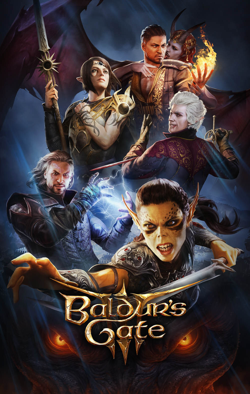 Baldur's Gate 3 Introduces Crowd Choice on Stadia & Twitch Integration on PC