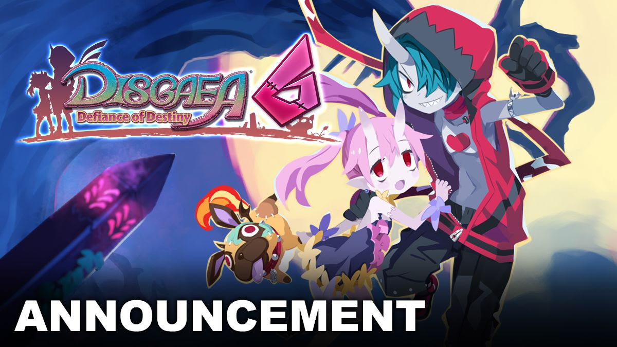 Announcing Disgaea 6: Defiance of Destiny!