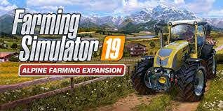 Farming Simulator 19 Alpine Farming Expansion Review(PS4)