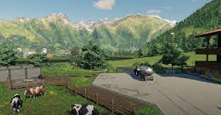 Farming Simulator 19 getting a new expansion: Alpine Farming