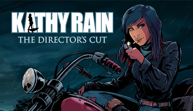 Kathy Rain Directors cut Coming to Steam