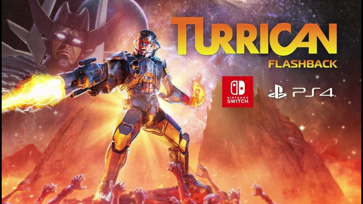 Turrican Flashback Review (PS4)