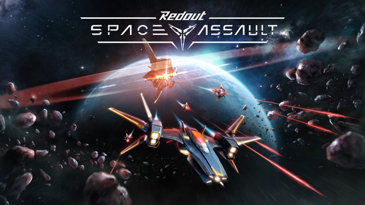 Redout Space Assault Now Available