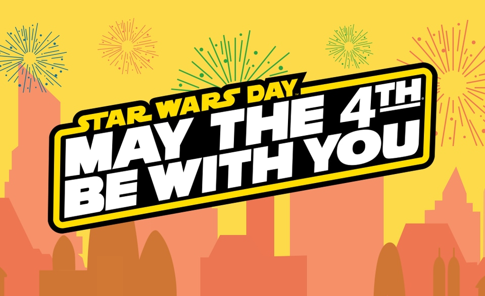May The 4th..Be WithYou