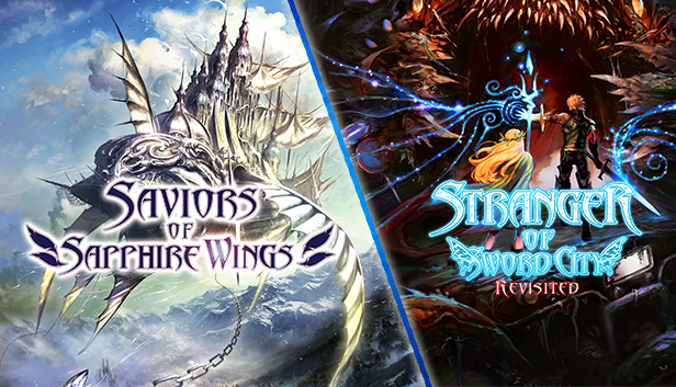 Saviors of Sapphire Wings / Stranger of Sword CityRevisited