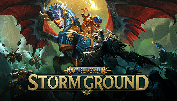Warhammer Age Of Sigmar: Storm Ground (PS4Review)