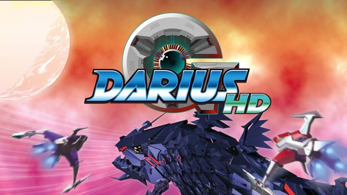 Taito's G-Darius HD (PS4/Switch) Digital/Physical Pre-Order