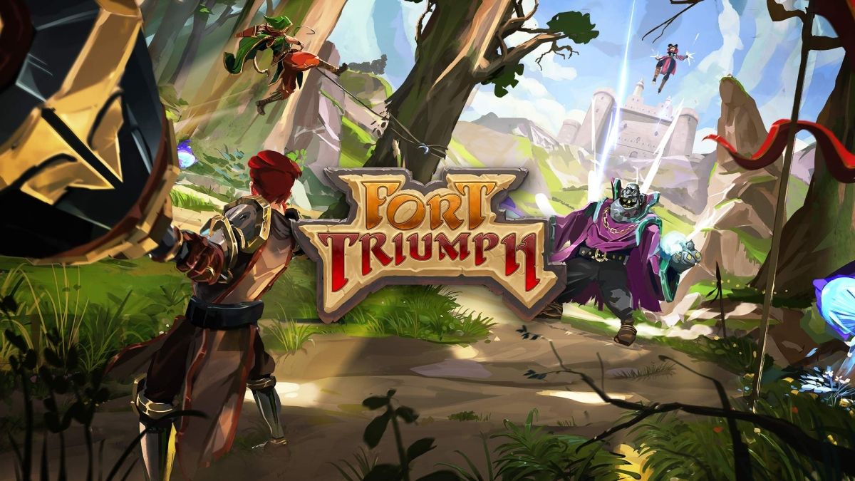 Fort Triumph to Launch on Console August13th