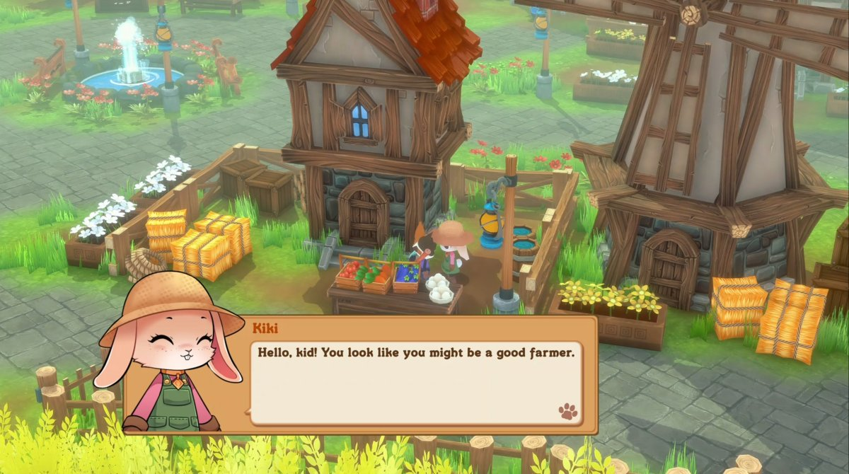 Kitaria Fables PS4Review